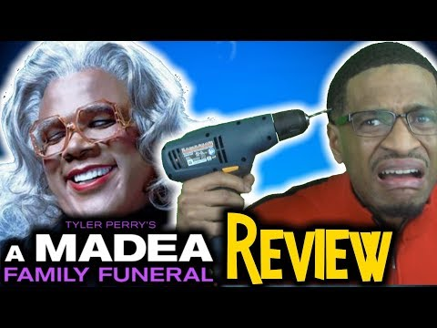 Tyler Perry's A MADEA Family Funeral MOVIE REVIEW