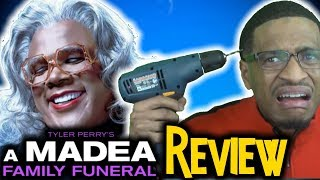 Tyler Perry's A MADEA Family Funeral - Movie Review | Just My Opinion Reviews