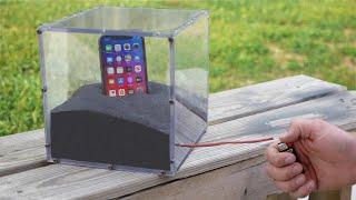 Explosive Black Powder Box vs iPhone 11! What Happens?