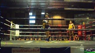KOH SAMUI THAIBOXEN - Traditionelles Muay Thai im Chaweng Stadium