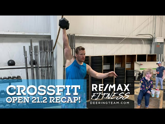 CrossFit Open 21.2 Recap DB Snatch and Burpee Box Jumps