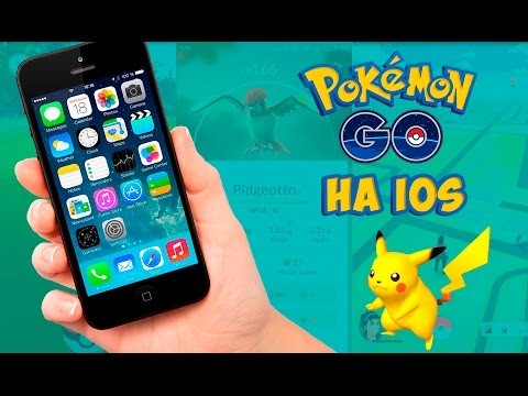 Как скачать Pokemon Go на iOS: инструкция по установке покемонов на iPhone (Айфон)