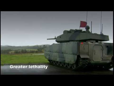 BAE Systems - Future Rapid Effect System Specialist Vehicles (FRES SV)