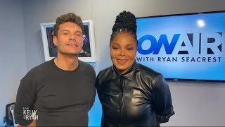 Janet Jackson Wants to See Kelly's Dance Moves