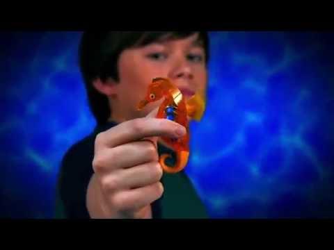 HEXBUG AquaBot Seahorse & Jellyfish Commercial