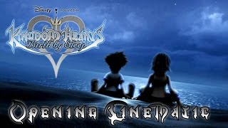 Repeat youtube video Kingdom Hearts HD 2.5 ReMIX - Birth By Sleep Opening Cinematic [1080p] TRUE-HD QUALITY