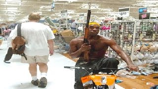 ferguson looting riots after mike brown killed   st louis missouri protests footage