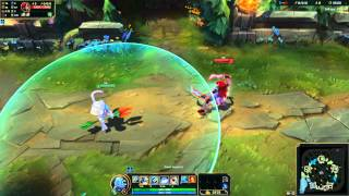 Cottontail Fizz Skin Spotlight - League of Legends