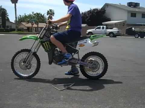2008 Kx 85 For Sale Youtube