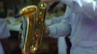 Саксофон на свадьбе. Роман Салдин live