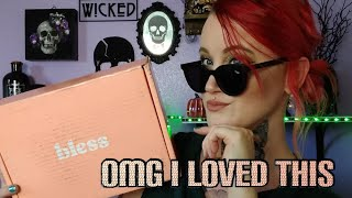 *WOW SUPER LATE* Bless Box August & MYSTERY BOX Unboxing 2019