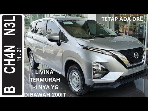 In Depth Tour Nissan Livina E [ND] - Indonesia