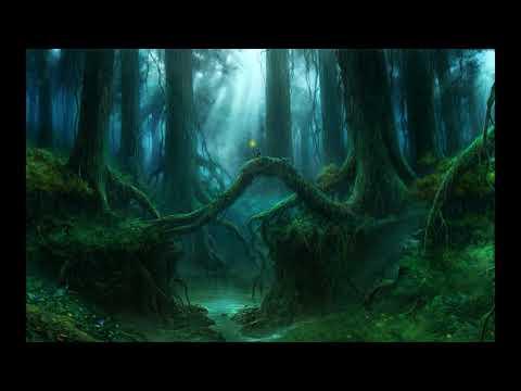 Maplestory BGM - Ellin Forest W/ Rain