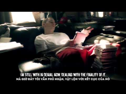 [Lyrics-Vietsub] Die Alone - Eminem