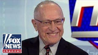 Dershowitz: Congress must tell DOJ not to touch drafts