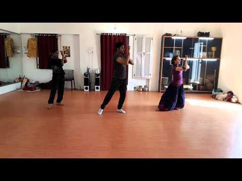 Mohe rang do laal Dance video/ Bajirao...