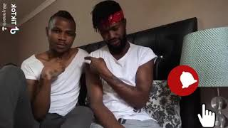 COUPLES CHALLENGE   TIKTOK   SOUTH AFRICAN GAY COUPLE   RONNY & THABO
