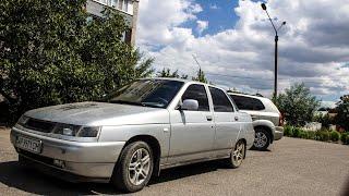 ЧИРИК 2110 8V Тонировка авто своими руками или мой первый раз