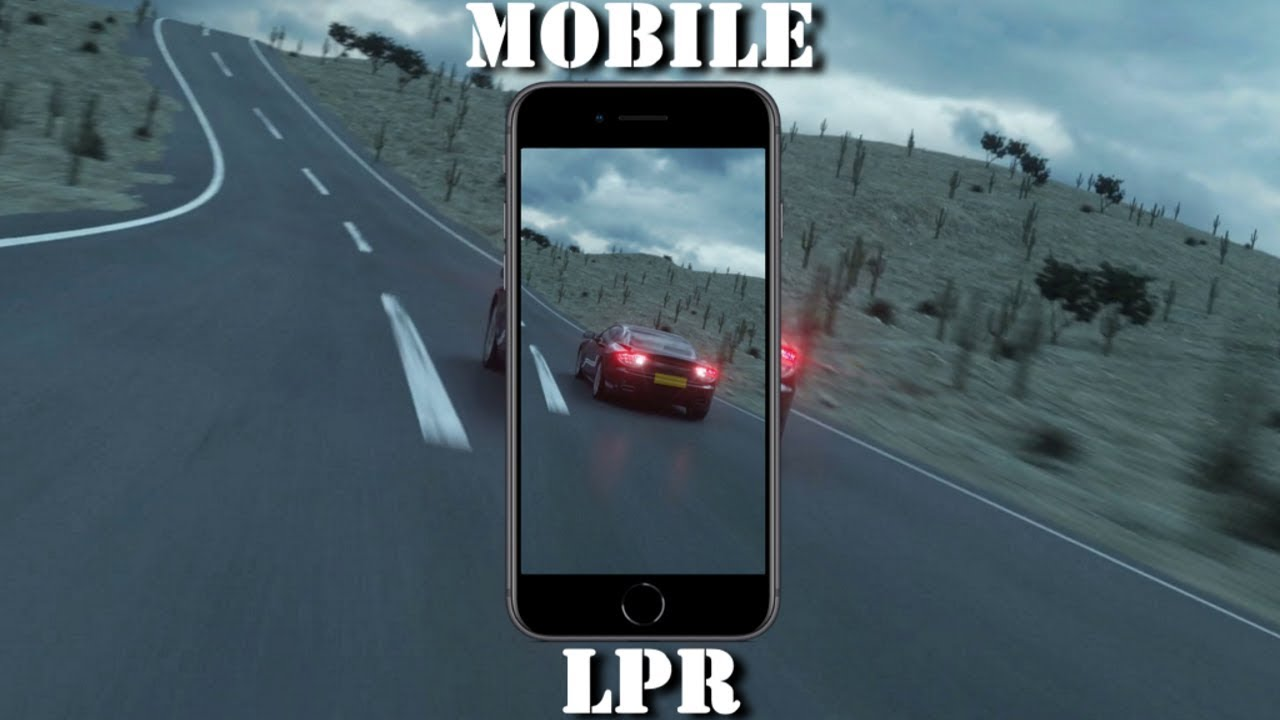 Real time license plate recognition (LPR) for iOS and Android with machine  learning