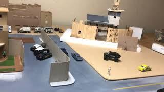 How to Make DIY Diorama 1 64 diecast cars and City