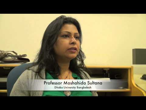 The Economic And Social Conditions In Bangladesh With Professor Moshahida Sultan