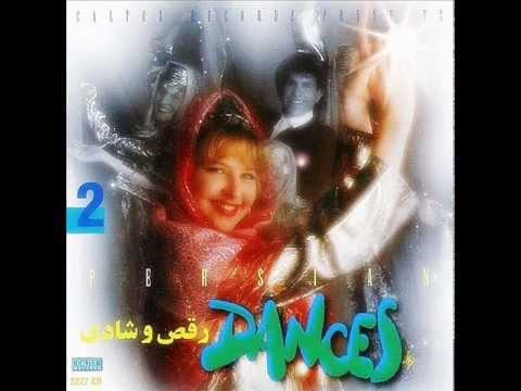 Persian dances vol 2 traditional music & fol dances