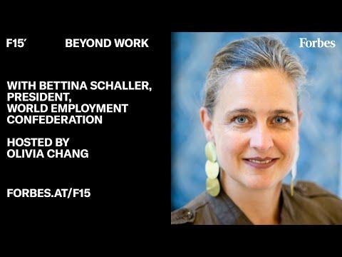 What's Next for Job Markets? | Bettina Schaller, President of World Employment Confederation: #BW