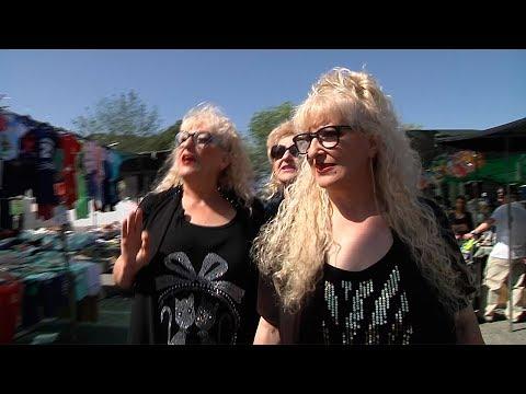 Las supremas de Móstoles, tres hermanas que triunfaron a los 50 años