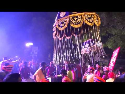Ab Ke Barsh Tujhe Dharti Ki Rani Song By Jay Hind Dhumal In Mungeli Durga Jhaki 2017