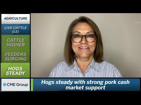 May 27 Livestock Commentary: Virginia McGathey