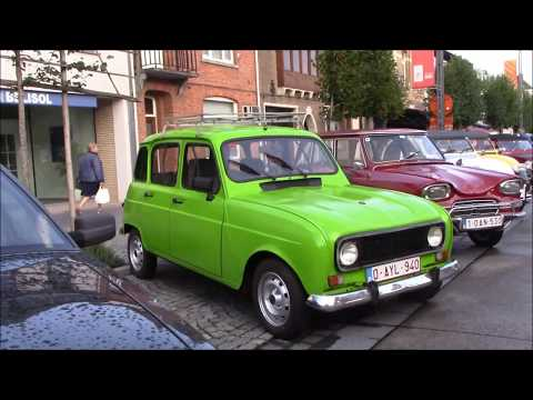 Classic Cars Friends Peer goes french 2019