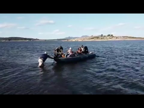 Vegan In ZIMBABWE - Lake Mitirikwi - PART 11