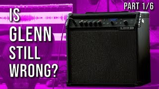 What's new? Line6 Spider 60 MkII ( Contest 1/6)