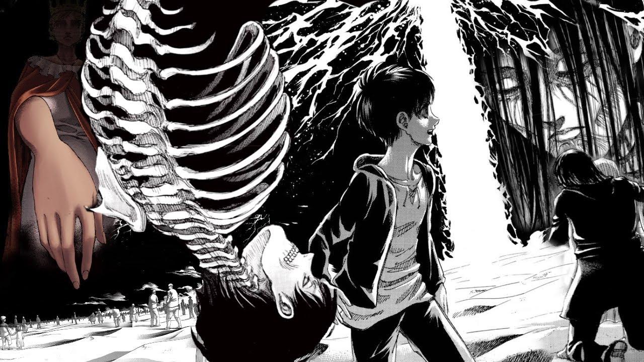 """""""El Camino""""  de Eren y Gran significado/ Shingeki No Kyojin 131 Análisis"""