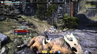 """ESO Quest in the Public Dungeon """"Old Orsinium"""" (PTS)"""