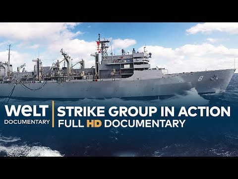 Inside Navy Strategies (3) - Aircraft Carrier Strike Group In Action | Full Documentary