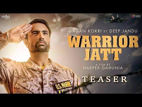 Teaser : WARRIOR JATT | Gagan Kokri, Deep Jandu, Harper Gahunia | New Punjabi Song 2017 | Saga Music