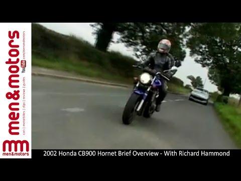 2002 Honda CB900
