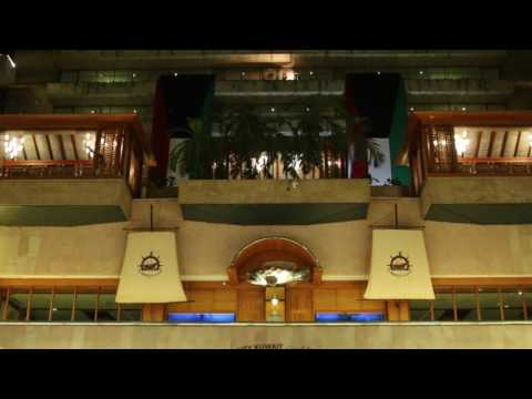 Kuwait National Day at Crowne Plaza and Holiday Inn Kuwait 2017