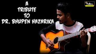 Tumar Henu Naam Patralekha | A Tribute To Dr Bhupen Hazarika | Sudipta | ProBoko Creative's