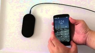 Nokia DT-900 Wireless Charging Plate Review