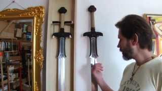 Friends of the Blade 13 a :   more Conan Atlantean Sword