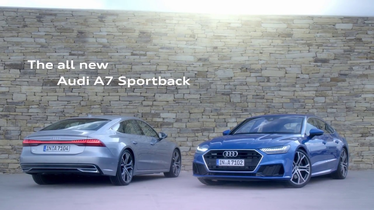 Audi A Sportback OFFICIAL Trailer YouTube - Audi official