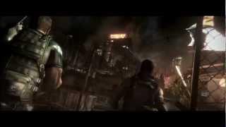 Resident Evil 6 Demo Gameplay HD - Chris