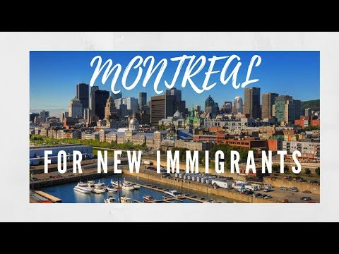 Montreal/Quebec For New Immigrants In CANADA || New Immigrant Experience