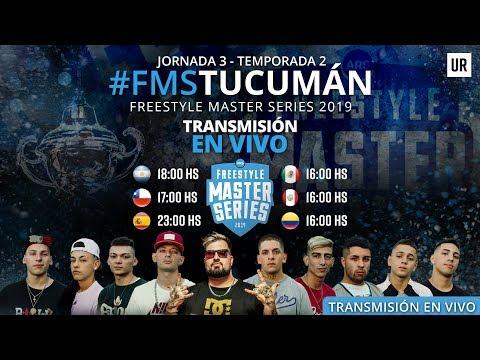 FMS ARGENTINA - Jornada 3 #FMSTucuman Temporada 2019