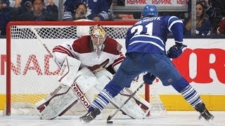 Shootout: Coyotes vs Maple Leafs