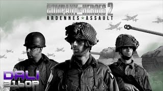 Company of Heroes 2: Ardennes Assault PC 4K Gameplay 2160p