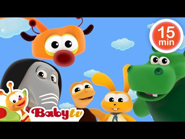 Best Nursery Rhymes & Kids Songs Collection 🌈 | BabyTV