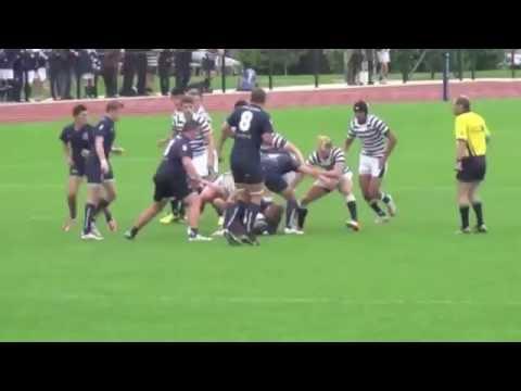 Epsom 1st XV Rugby Highlights 2013